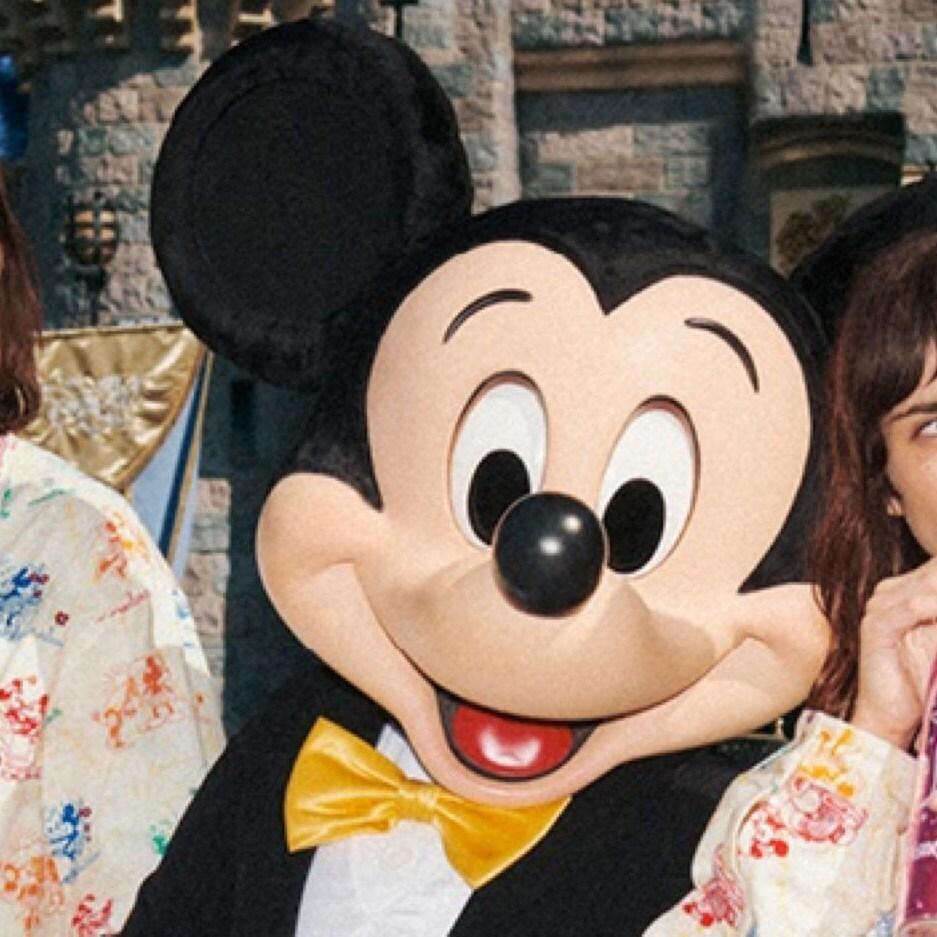 Gucci's campaign celebrates the new Disney x Gucci collection