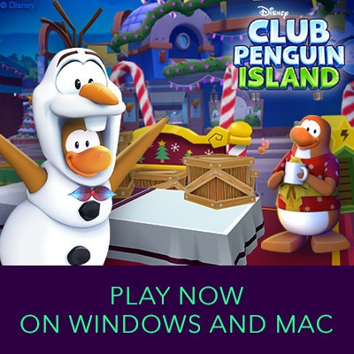 Play Club Penguin Island on Windows and Mac
