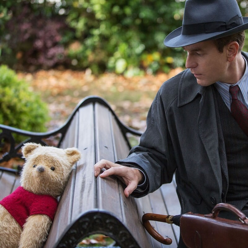 We're Feeling Nostalgic With the New Christopher Robin Trailer
