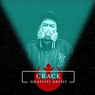 Rogue Ambassador - Graffiti Artist: Crack