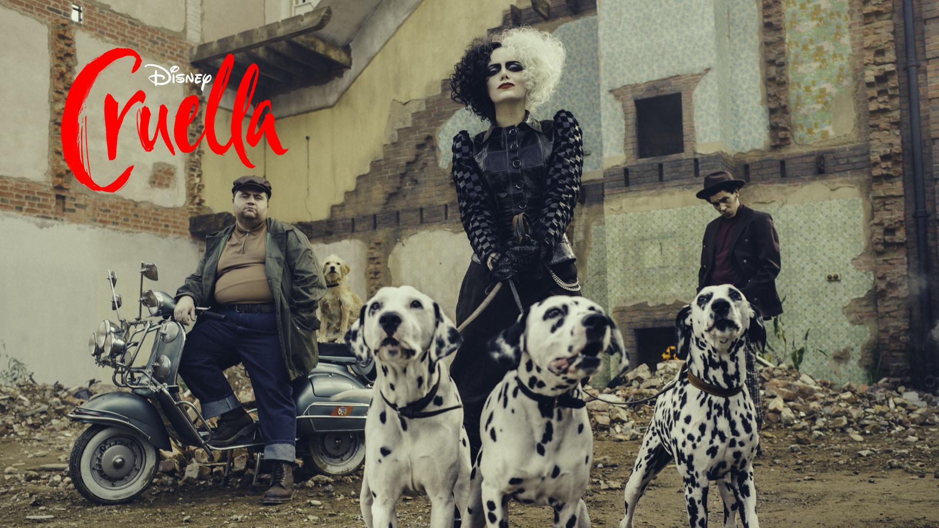 Cruella Trailer Sem Pré-Venda