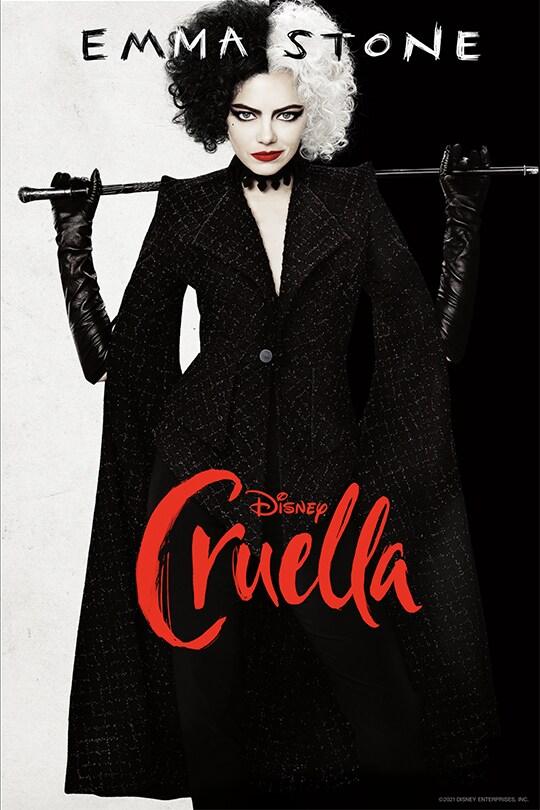 Disney Cruella   more on D+