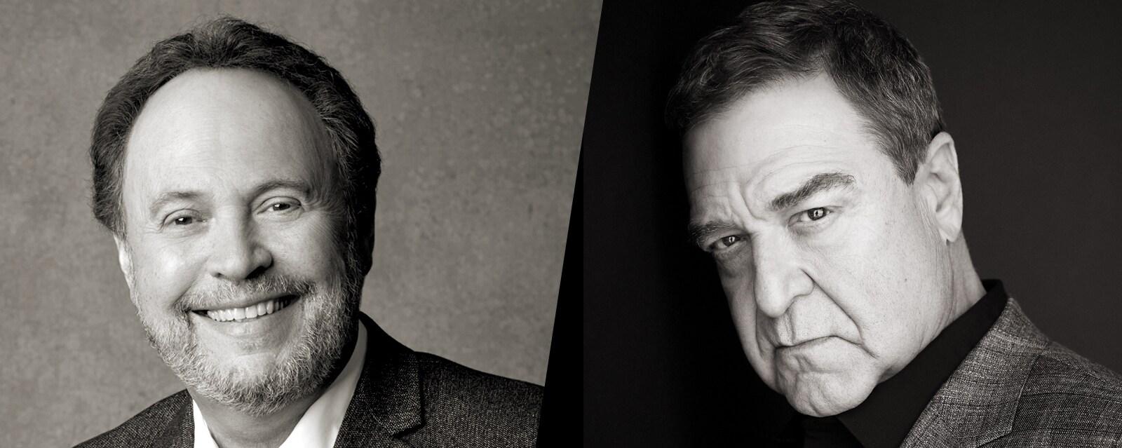 Billy Crystal and John Goodman