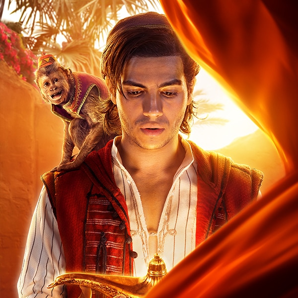 Aladdin 2019   Disney Movies