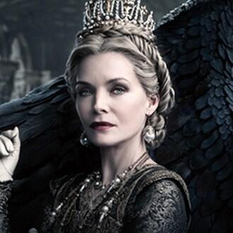 Queen Ingrith Character