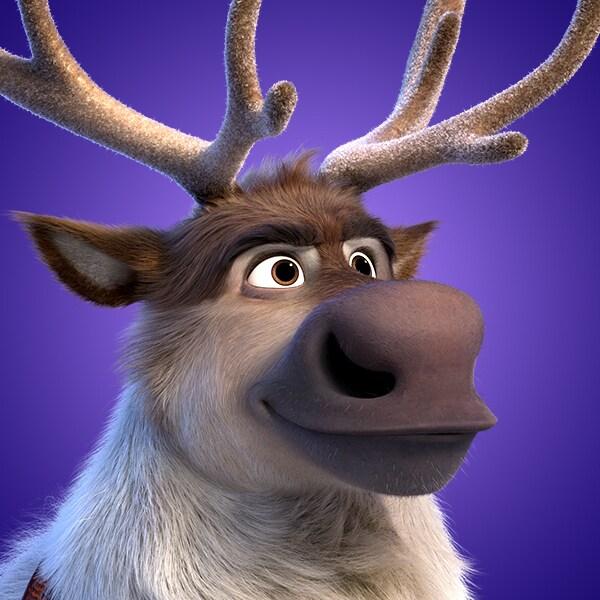 Sven from Frozen 2