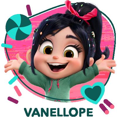 Vanellope