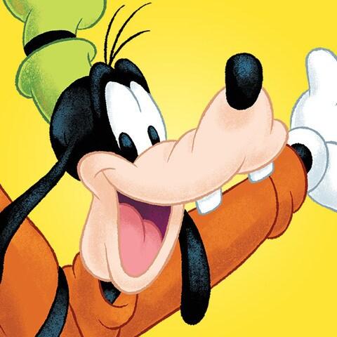 Goofy Disney Mickey