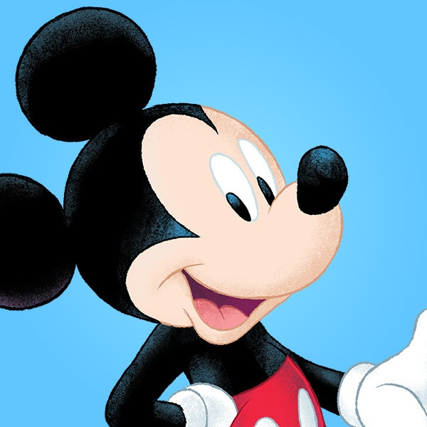 Mickey Mouse Friends Disney