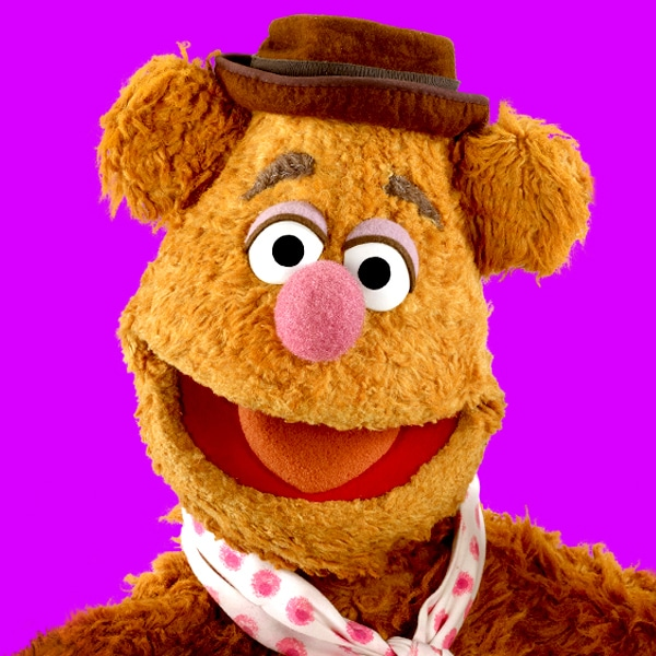 Fozzie Bear character image