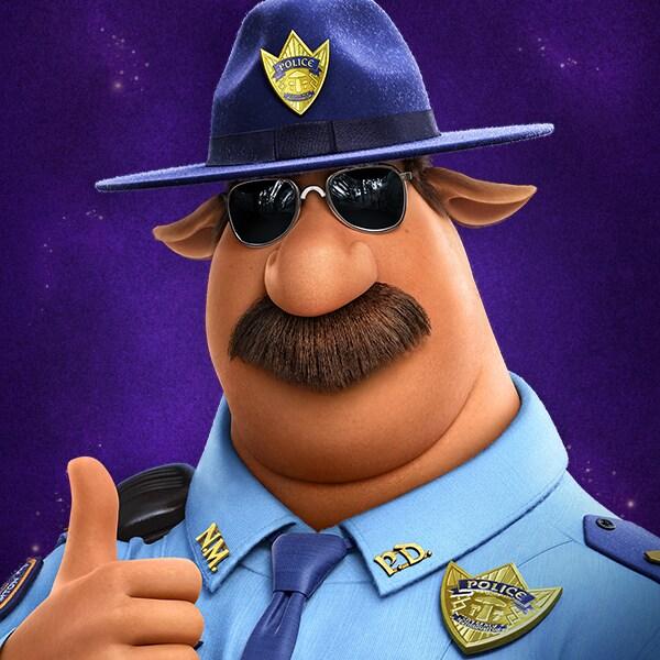 Officer Colt Bronco
