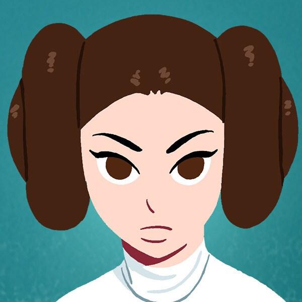 Galaxy of Adventures: Princess Leia