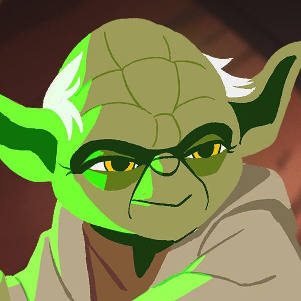 Galaxy of Adventures: Yoda