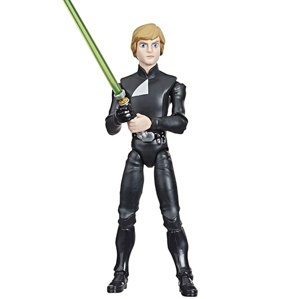 Luke Skywalker Jedi Knight Action Figure
