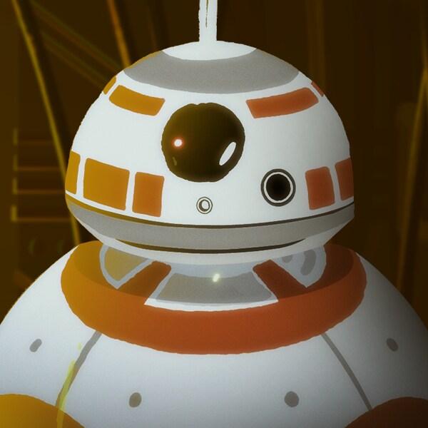 Galaxy of Adventures: BB-8