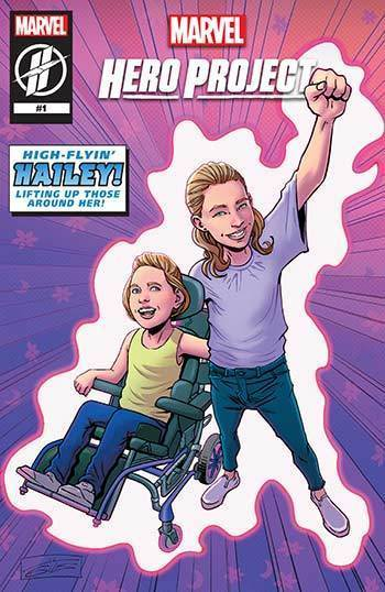 Marvel's Hero Project Season 1: High-Flying Hailey