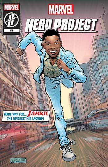 Marvel's Hero Project Season 1: Make Way For Jahkil