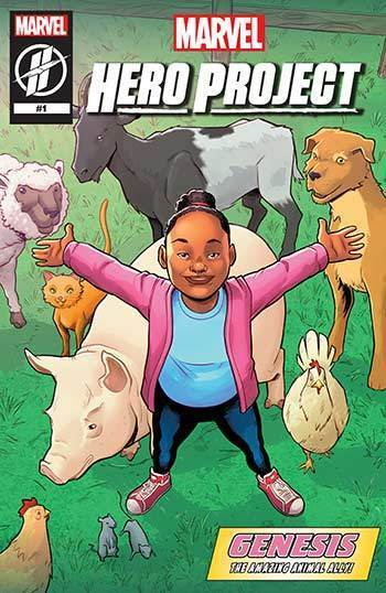 Marvel's Hero Project Season 1: Genesis The Amazing Animal Ally