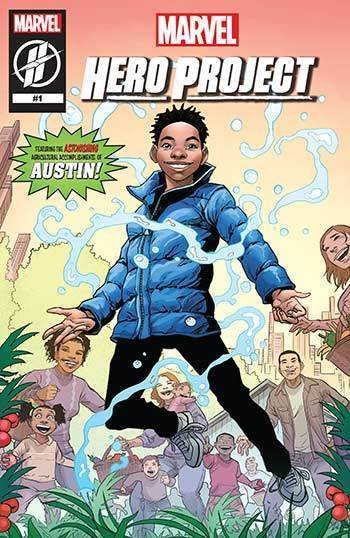Marvel's Hero Project Season 1: Astonishing Austin