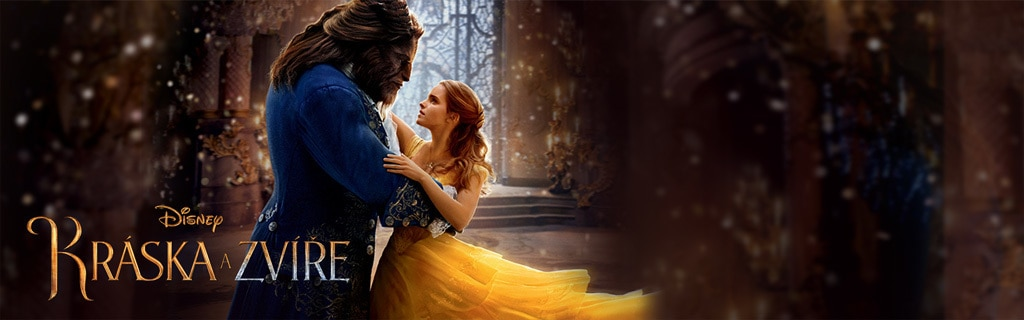 Beauty and the Beast - takeover - Homepage Hero