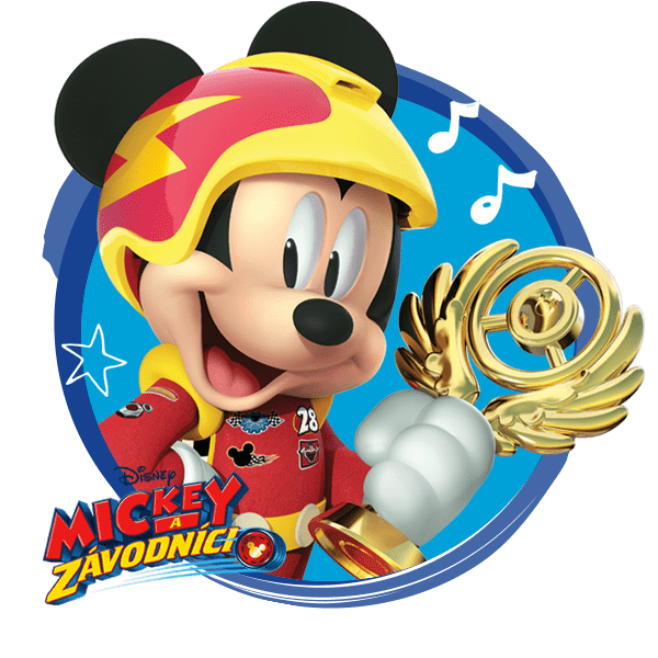 Mickey and the Roadster Racers (Show Nav Link)