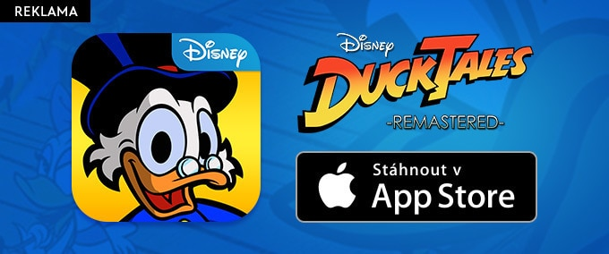Aplikace DuckTales