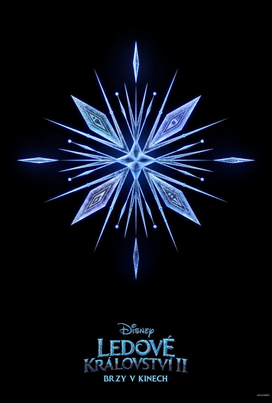 Ledové království 2 - plakát