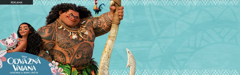 Moana - Home Entertainment - On Demand - Movies Category page hero