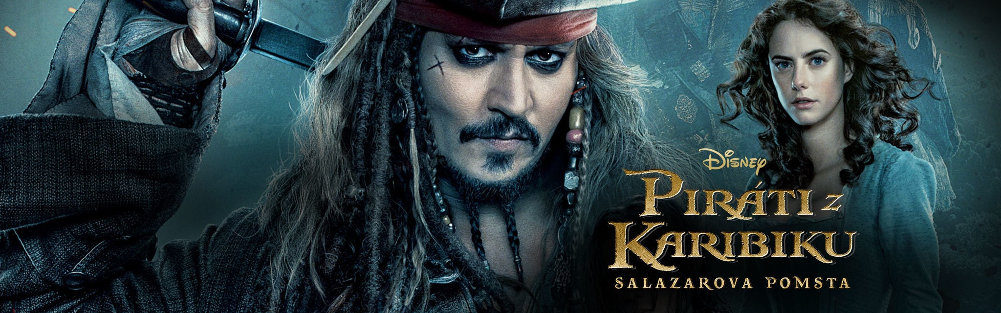 FW Hero - Pirates of the Caribbean 5 - In Cinemas