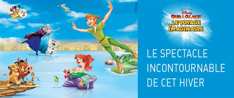 Disney on Ice (wide promo)