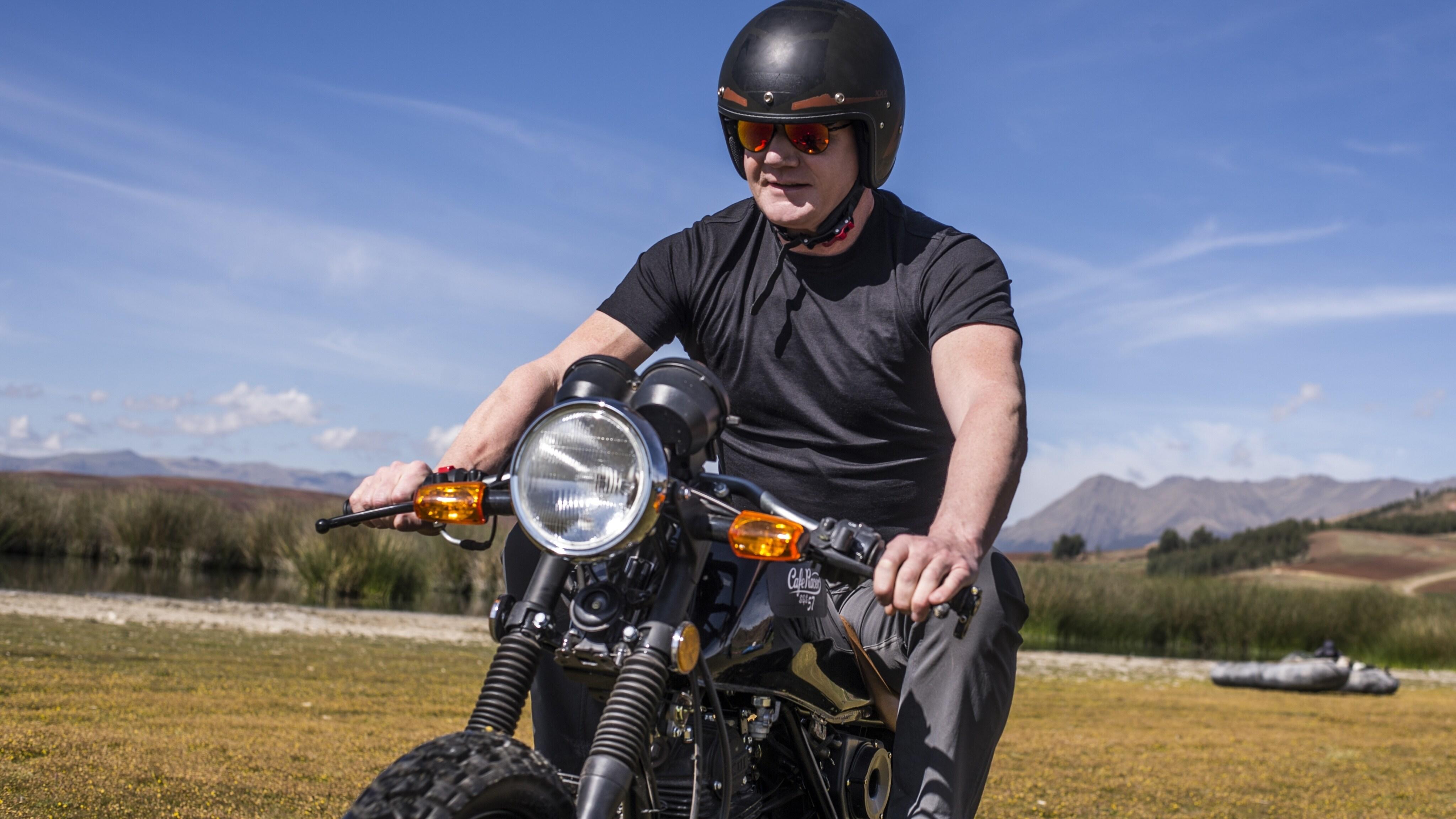 Gordon Ramsay 'Uncharted' S2 Image