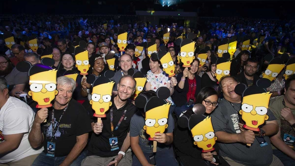 10 Things We Learned About The Simpsons at D23 Expo 2019