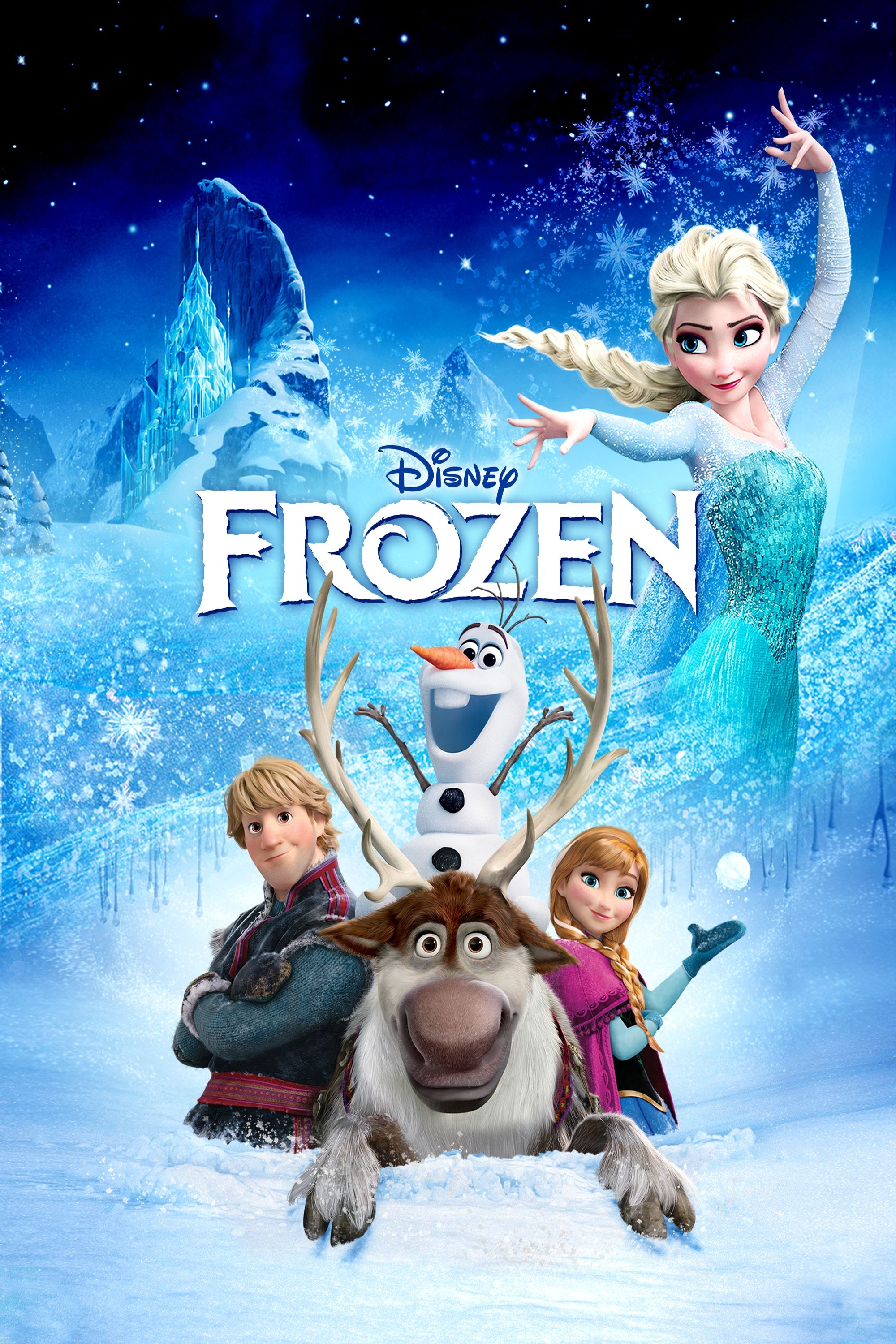 Frozen on Disney+