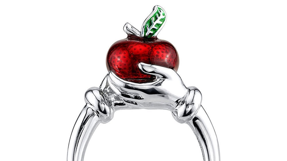 Snow White themed Jewelry from the Disney X RockLove Villains Collection
