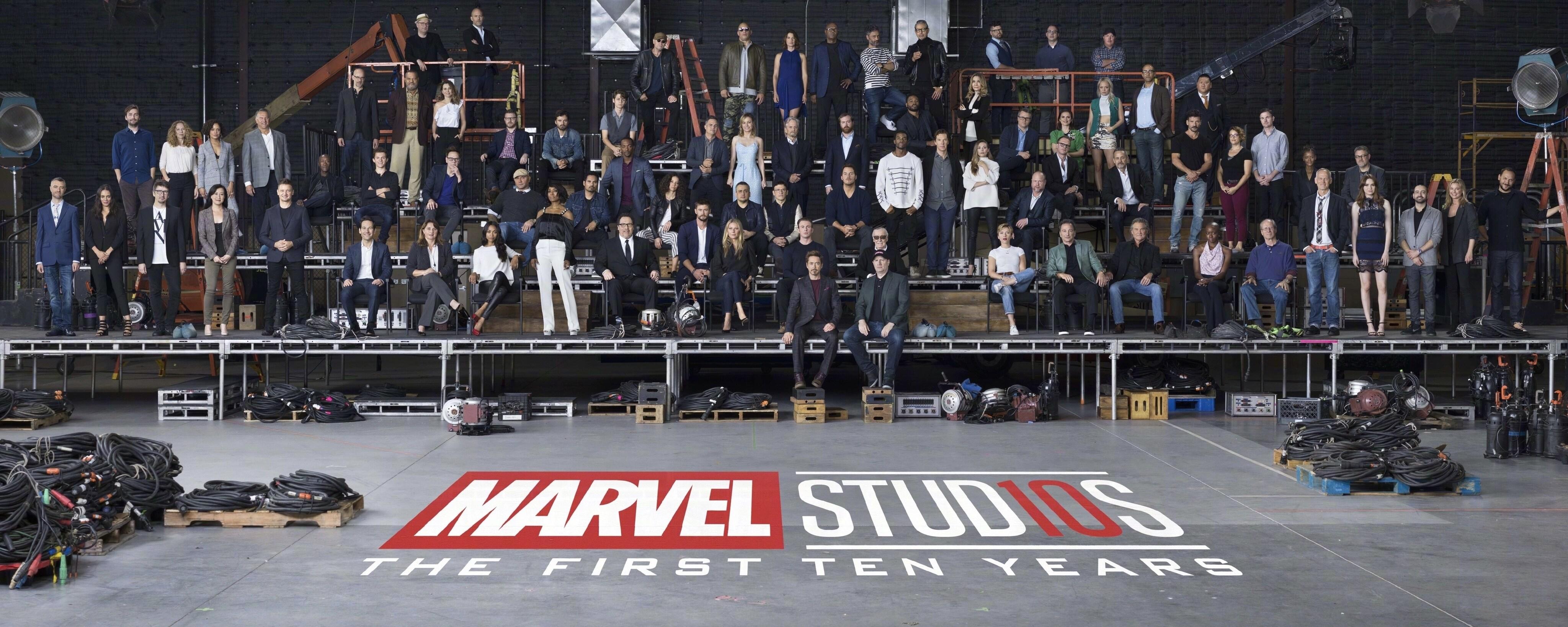 avengers infinity war cast photo