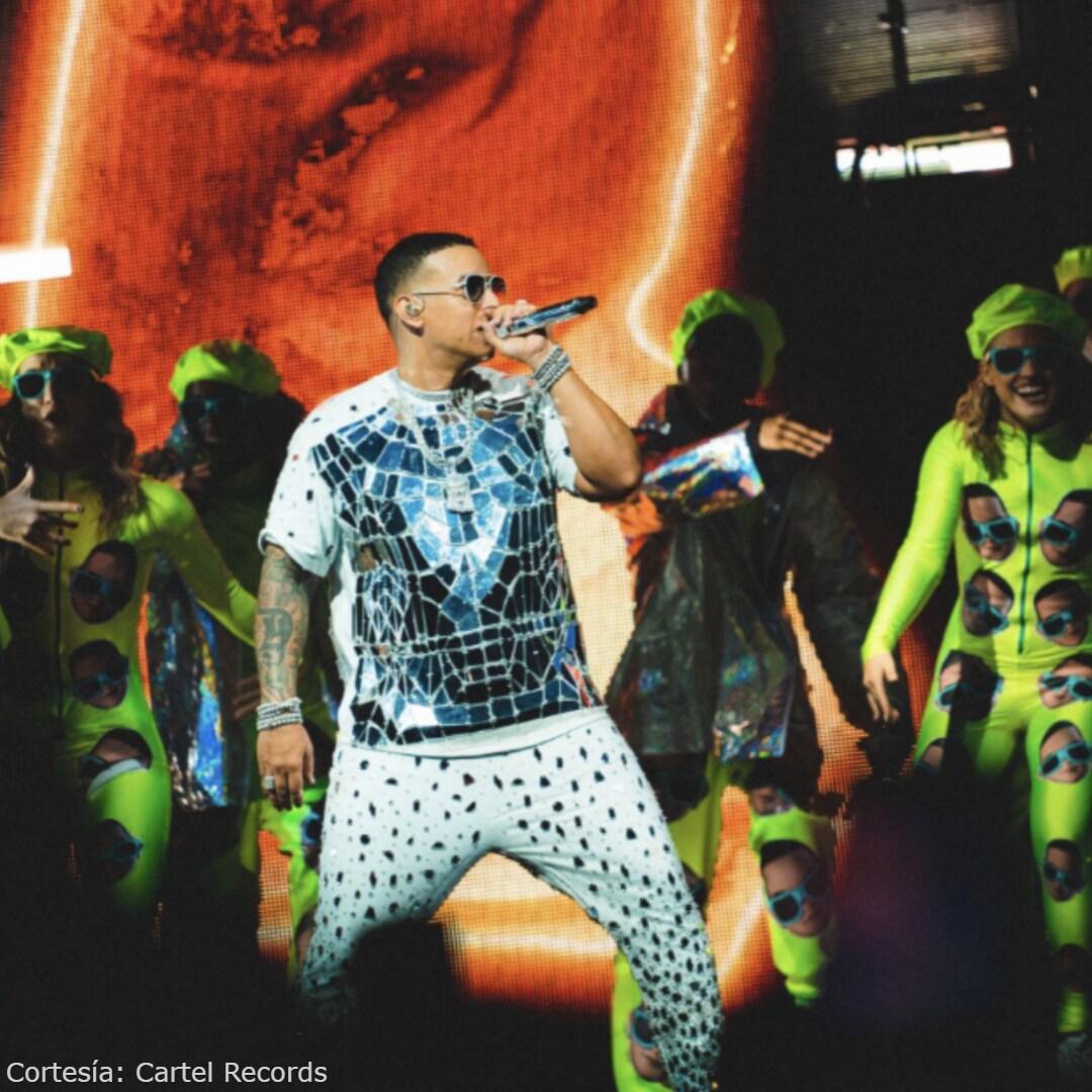 Daddy Yankee cerró el año con todo