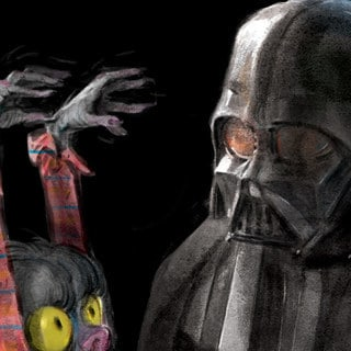 What Frightens a Sith Lord? Are You Scared, Darth Vader? Dares to Ask