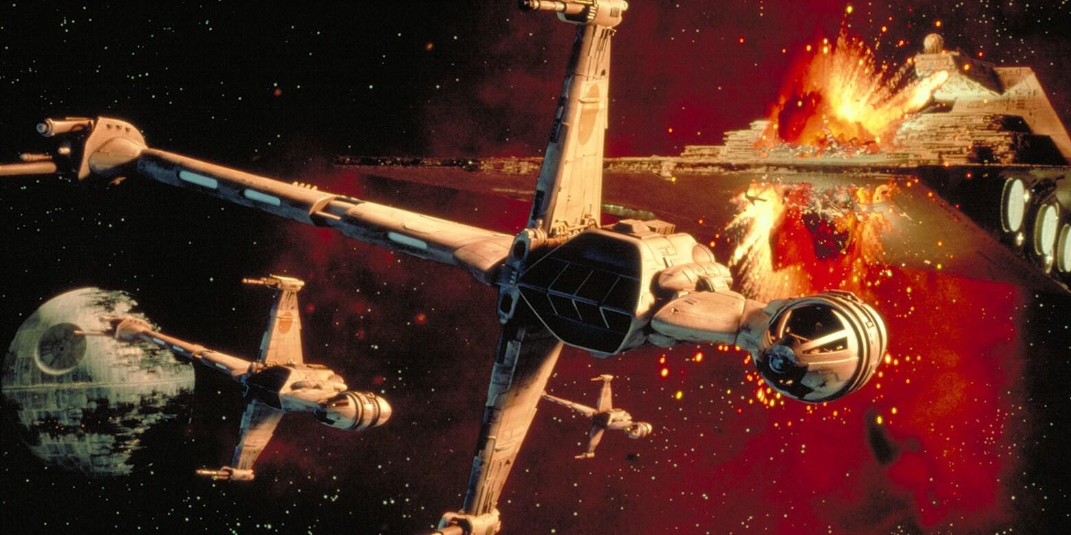 B Wing Fighter Starwars Com