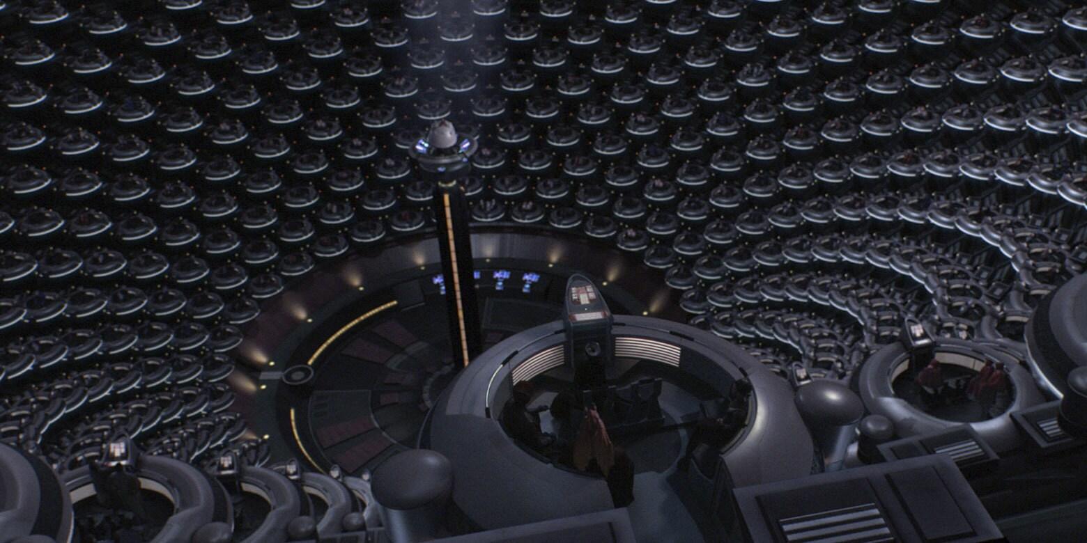 Star Wars Building Senate