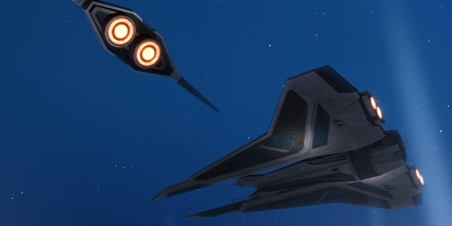Gauntlet Fighter | StarWars com