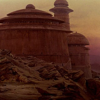 Jabba the Hutt's Palace