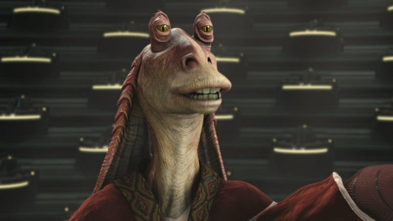 Image result for jar jar binks