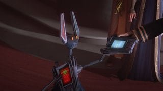 LEP Servant Droid