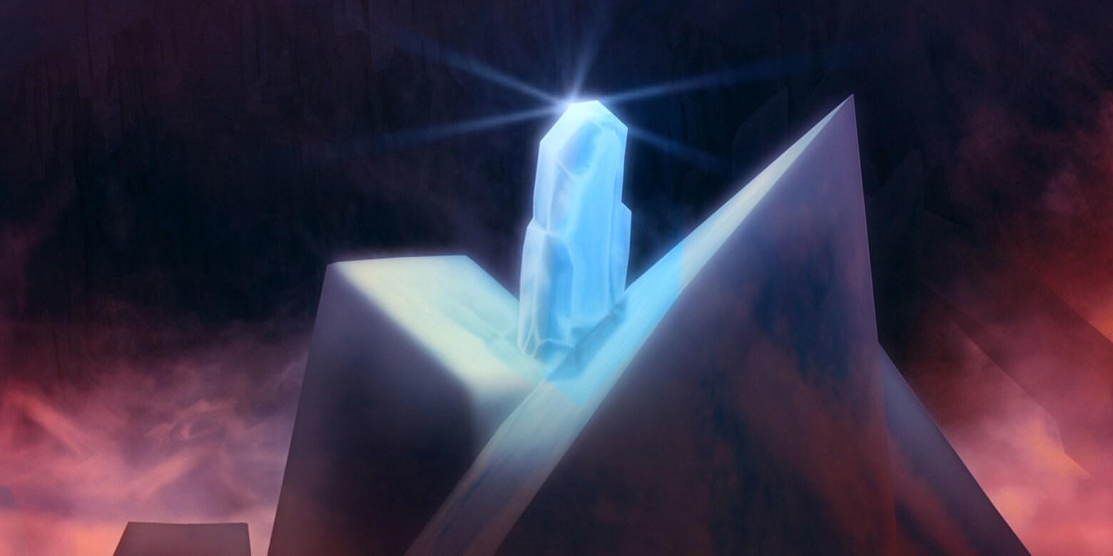 Kyber Crystal (Lightsaber Crystal)   StarWars com