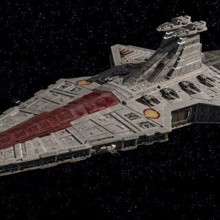 Republic Attack Cruiser