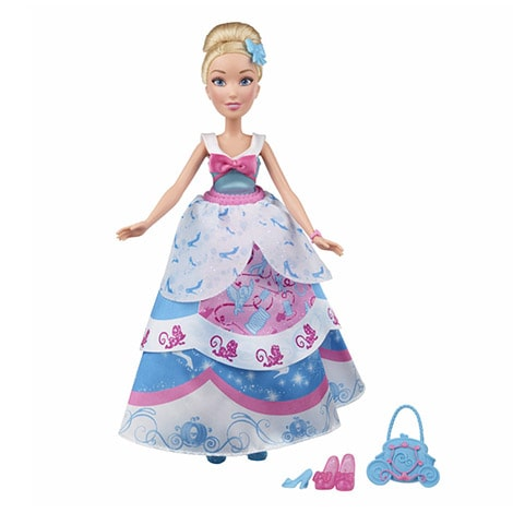 Disney Princess Customize Fashion Dress AST