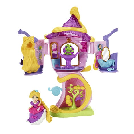 Disney Princess Little Kingdom Rapunzel's Styling Tower