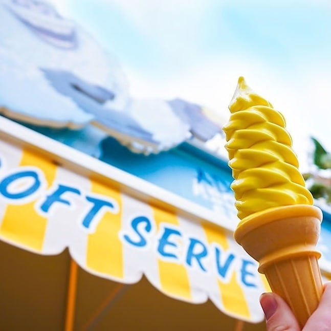 You Can Now Visit Adorable Snowman Frosted Treats at Disney California Adventure