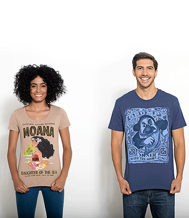 shopDisney | Playeras