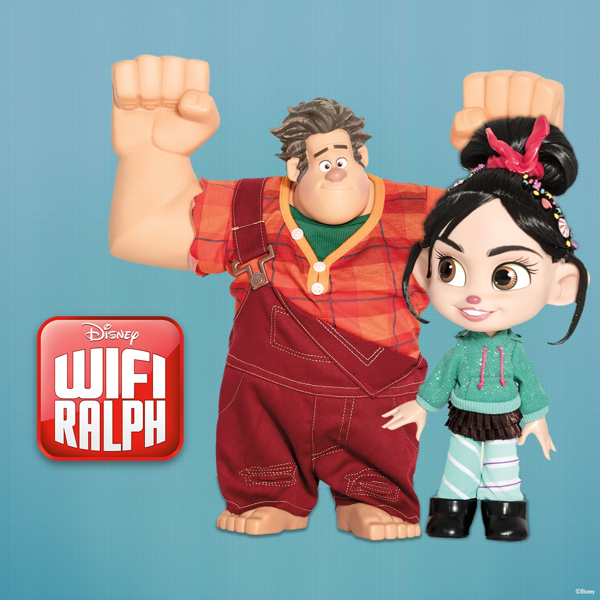 ShopDisney | Wifi Ralph